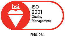 BSI ISO 9001 Plastimex