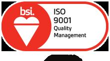BSI ISO 9001 Plastimex